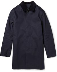Mackintosh Dunoon Handmade Bondedcotton Rain Coat - Lyst