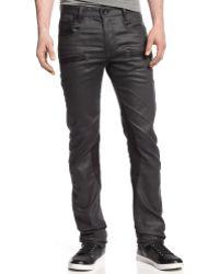 Guess - Alameda Slim Fit Tapered Leg Preservation Wash Jeans - Lyst