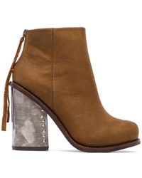 Jeffrey Campbell Reverb Bootie - Lyst