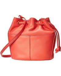 Cole Haan Felicity Mini Drawstring - Lyst