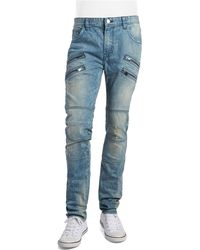 Rogue State - Distressed Skinny Jeans - Lyst