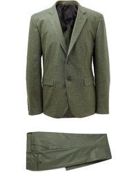 Mr Start Flannel Cheshire Suit - Lyst