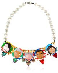 Bijoux De Famille - Rule Me Necklace - Lyst