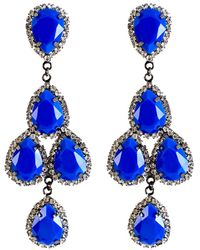Coast Groucho Statement Earrings - Lyst
