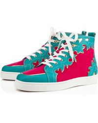 Christian Louboutin Arizona Mens Flat - Lyst