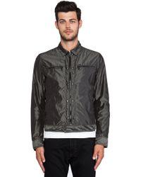 Diesel Black Bintur Jacket - Lyst