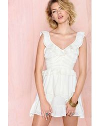 Nasty Gal W Bonsoir Dress - Lyst