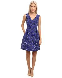 Kate Spade Cyber Cheetah Dawson Dress - Lyst