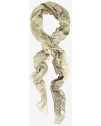Yigal Azrouel Sweater and Jagger Scarf - Lyst