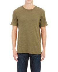 Rag & Bone - Men's Slub T-shirt - Lyst