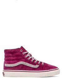 Vans Sk8hi Slim Sneaker - Lyst