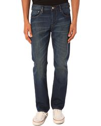 Paul Smith Standard Washed Anthracite Jeans - Lyst