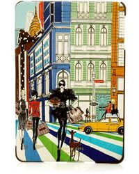 Henri Bendel Promenade Smart Case For Ipad Mini - Lyst
