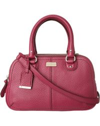 Cole Haan Village Small Triple Zip - Lyst
