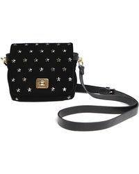 Sonia Rykiel Small Star Studded Front Flap Shoulder Bag - Lyst