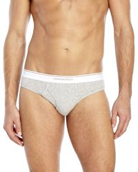 DSquared² Ribbed Stretch Briefs - Lyst