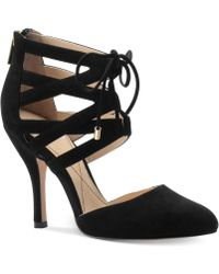 Isola Black Indira Pumps - Lyst