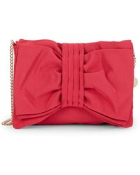 RED Valentino Small Bow Crossbody Bag - Lyst