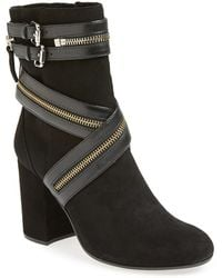 Vc Signature 'Kathee' Suede Boot black - Lyst