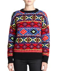 Polo Ralph Lauren Nordic Sweater - Lyst