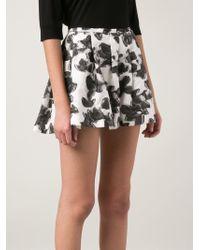 Thakoon - Floral Brocade Shorts - Lyst