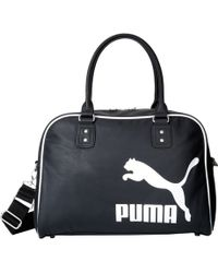 Puma Heritage Grip Bag - Lyst