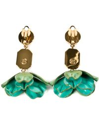 Tory Burch G Earrings - Lyst