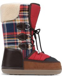 DSquared² Rainboots & Wellies red - Lyst