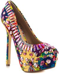 Steve Madden Multicolor Ditzy - Lyst