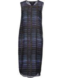 Theyskens' Theory | Knee-length Dress | Lyst