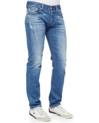 Ag Adriano Goldschmied Matchbox 12years Denim Jeans - Lyst