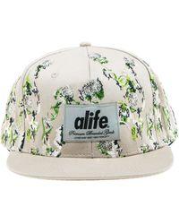 Alife The Echinops Strapback - Lyst