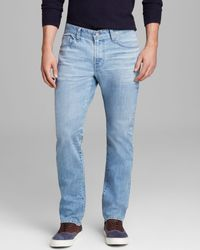 Ag Adriano Goldschmied Jeans Graduate Relaxed Fit in 23 Years Aeriel - Lyst