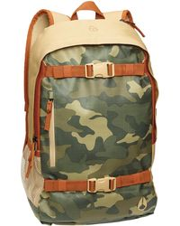 Nixon Smith Skatepack Ii Backpack - Lyst