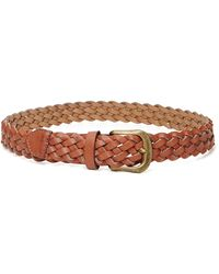 Forever 21 | Braided Faux Leather Belt | Lyst