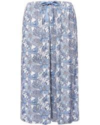 Uniqlo | Women's Liberty London Relaco Lounge Shorts | Lyst