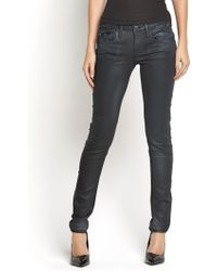 G-star Raw New Ocean Skinny Jeans - Lyst