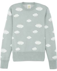 Gant By Michael Bastian The Mb Cloud Crew Neck - Lyst