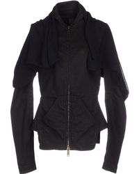 Gareth Pugh Denim Outerwear - Lyst
