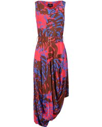 Vivienne Westwood Anglomania 34 Length Dress - Lyst