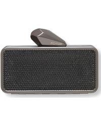 KOTUR Iphone 5 Getsmartbag Swarovski Black - Lyst