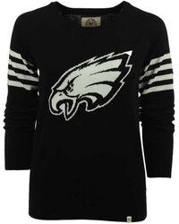 Women's Green Bay Packers '47 Brand Green Drop Needle Sweater