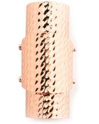 Maison Margiela Segmented Ring - Lyst