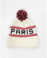 American Apparel - Paris Beanie - Lyst