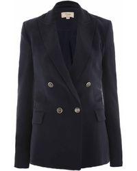 Temperley London Oscar Double Breasted Jacket - Lyst