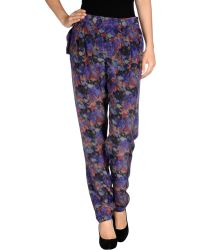 Zac Posen Casual Pants - Lyst