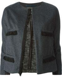 By Malene Birger Abbey Jacket - Lyst