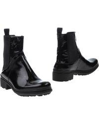 Pirelli PZero Ankle Boots - Lyst