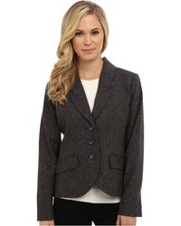 Pendleton Petite Tarrington Tweed Jacket - Lyst