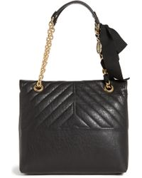 Lanvin 'Happy' Quilted Flap Shoulder Bag - Lyst